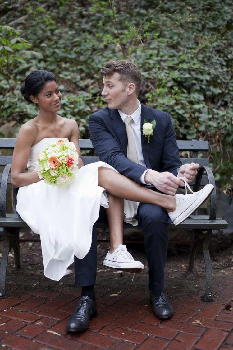 basket pour robe mariée courte
